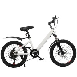 2018 Best Selling Product 18 inch Kid's Bike High Carbon Steel Frame Carbon Steel Fork Disc Brake Children Bicycle Bike For Sale