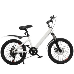 2018 Best Selling Product 18 inch Kid's Bike High Carbon Steel Frame Carbon Steel Fork Disc Brake Children Bike For Sale