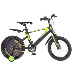 New Choice For Children Good Price 18 inch Kid's Bike High Carbon Steel Frame Carbon Steel Fork V Brake Children Bicycle Bike