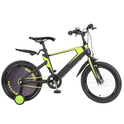 New Choice For Children Good Price 18 inch Kid's Bike High Carbon Steel Frame Carbon Steel Fork V Brake Children Bicycle Bike