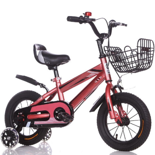 Factory Price High Cost Performance 12 inch Kid's Bike High Carbon Steel Frame Carbon Steel Fork V Brake Children Bicycle Bike
