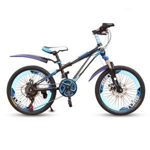 Chinese High Quality 20 inch 21 Speed Children MTB Alloy Frame Alloy Fork Disc Brake Bicycle Children Mountain Bike For Sale
