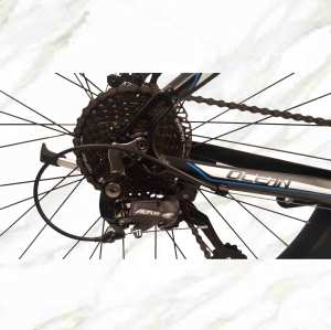 27.5 inch 27sp MTB Adult Bike Alloy Frame Alloy Lockable Sus Fork Double Disc Brake Mountain Bike
