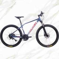 27.5 inch 27sp MTB Adult Bike Alloy Frame Alloy Lockable Sus Fork Double Disc Brake Mountain Bike