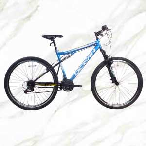 Adult Mountain Bike 29 inch Alloy Frame Steel Fork 21sp Double V Brake MTB For Sale