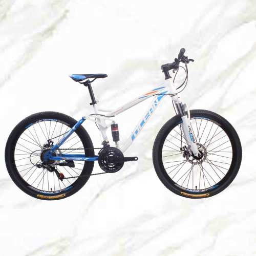 Cheap Price Boutique bicycle Mountain Bike 26 inch Steel Frame Steel Fork 21sp Double Disc Brake MTB For Sale