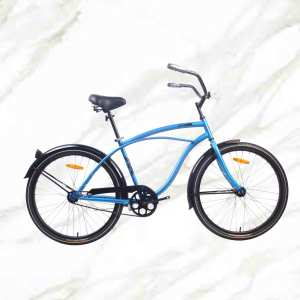 Cheap Price Bike Hot Sale 26 inch Steel frame and Steel fork Bike 1 speed Coaster brakeBeach bicycle