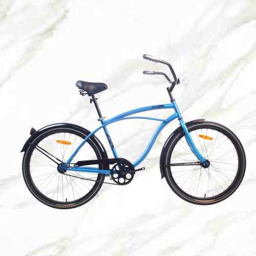 Cheap Price Bike Hot Sale 26 inch Steel frame and Steel fork Bike 1 speed Coaster brakeBeach bicycle