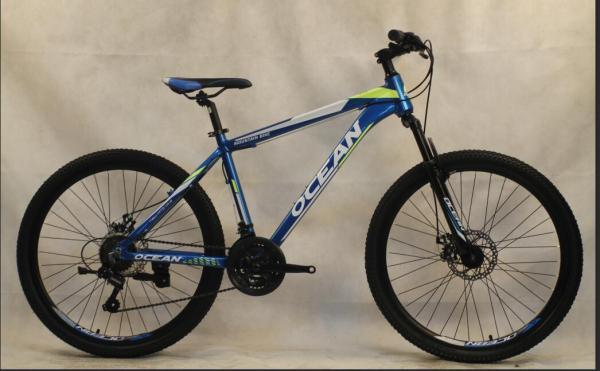 Mountain Bike 26 Inch Alloy Frame,teel Suspension Fork Double Disc Brake MTB For Sale