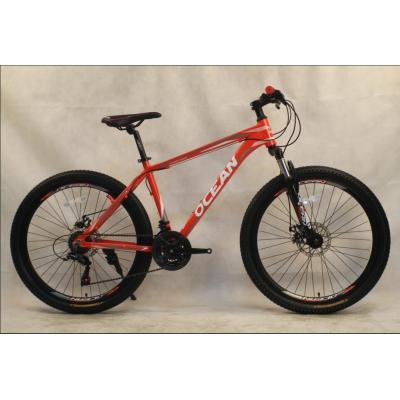 29 inch Alloy frame Half-alloy fork 21 speed disc brake Mountain bike MTB bicycle OC-20M29A028