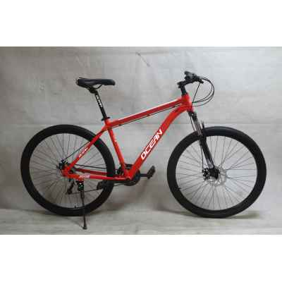 29 inch Alloy frame Half-alloy fork 21 speed disc brake Mountain bike MTB bicycle OC-20M29A025