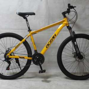 27.5 inch Alloy frame Half-alloy fork 21 speed disc brake Mountain bike MTB bicycle OC-20M27A022