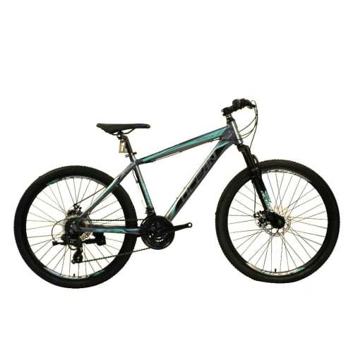 27.5 inch Alloy frame Half-alloy fork 21 speed disc brake Mountain bike MTB bicycle OC-20M27A026