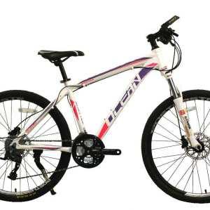 27.5 inch Alloy frame Half-alloy fork 21 speed disc brake Mountain bike MTB bicycle OC-20M27A028