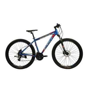 27.5 inch Alloy frame Half-alloy fork 21 speed disc brake Mountain bike MTB bicycle OC-20M27A029