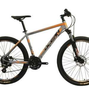 27.5 inch Alloy frame Half-alloy fork 21 speed disc brake Mountain bike MTB bicycle OC-20M27A034