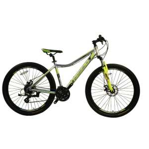 27.5 inch Alloy frame Half-alloy fork 21 speed disc brake Mountain bike MTB bicycle OC-20M27A035