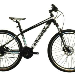27.5 inch Alloy frame Half-alloy fork 21 speed disc brake Mountain bike MTB bicycle OC-20M27A037