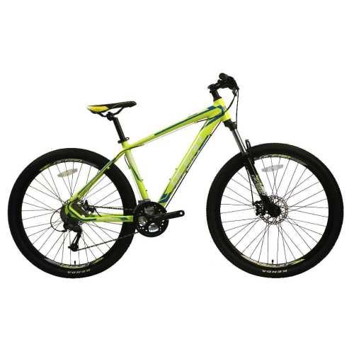 27.5 inch Alloy frame Half-alloy fork 21 speed disc brake Mountain bike MTB bicycle OC-20M27A038