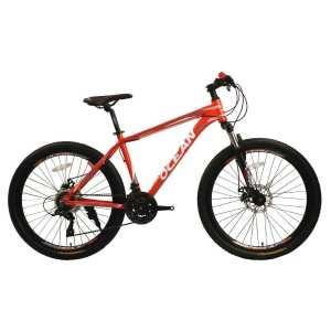 27.5 inch Alloy frame Half-alloy fork 21 speed disc brake Mountain bike MTB bicycle OC-20M27A039