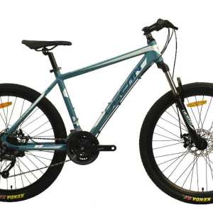 27.5 inch Alloy frame Half-alloy fork 21 speed disc brake Mountain bike MTB bicycle OC-20M27A040