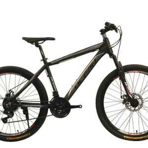 27.5 inch Alloy frame Half-alloy fork 21 speed disc brake Mountain bike MTB bicycle OC-20M27A041