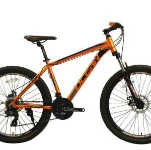27.5 inch Alloy frame Half-alloy fork 21 speed disc brake Mountain bike MTB bicycle OC-20M27A042