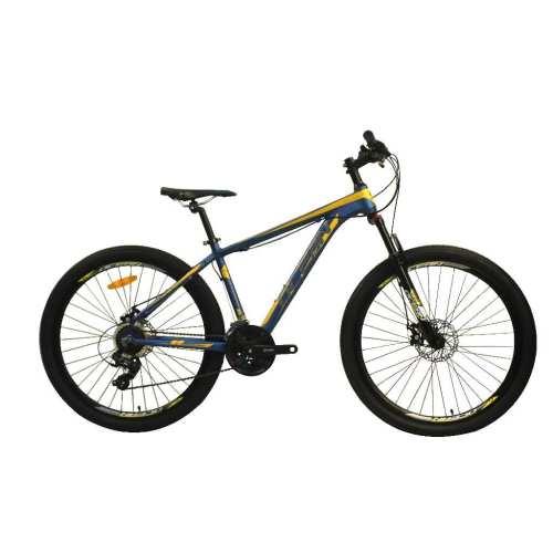 27.5 inch Alloy frame Half-alloy fork 21 speed disc brake Mountain bike MTB bicycle OC-20M27A045