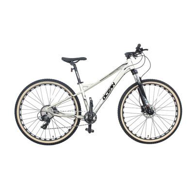 27.5 inch Alloy frame Half-alloy fork 21 speed disc brake Mountain bike MTB bicycle OC-20M27A046