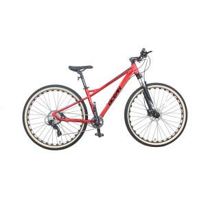 27.5 inch Alloy frame Half-alloy fork 21 speed disc brake Mountain bike MTB bicycle OC-20M27A048