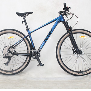 27.5 inch Alloy frame Half-alloy fork 21 speed disc brake Mountain bike MTB bicycle OC-20M27A049