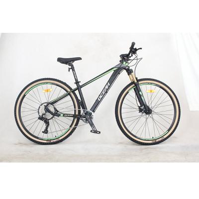 27.5 inch Alloy frame Half-alloy fork 21 speed disc brake Mountain bike MTB bicycle OC-20M27A050