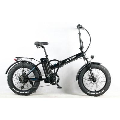 20 inch 36V 250W Folding e-bike brushless hub motor lithium battery Chinese OC-20M29E004