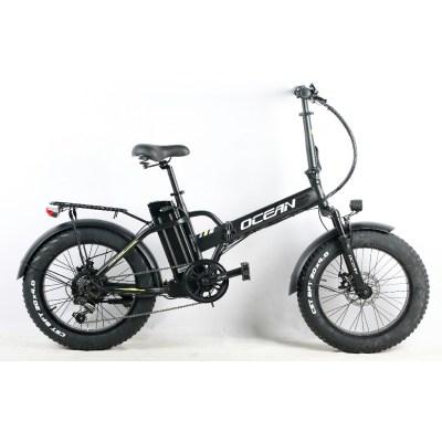 20 inch 36V 250W Folding e-bike brushless hub motor lithium battery Chinese OC-20M29E005