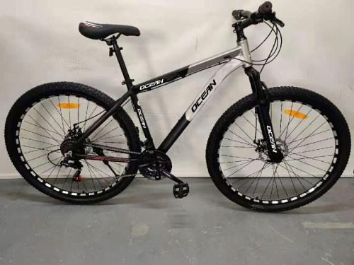 27.5 inch Alloy frame Half-alloy fork 21 speed disc brake Mountain bike MTB bicycle OC-20M27A051