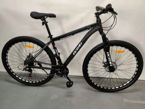 27.5 inch Alloy frame Half-alloy fork 21 speed disc brake Mountain bike MTB bicycle OC-20M27A052