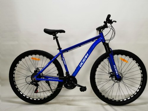 27.5 inch Alloy frame Half-alloy fork 21 speed disc brake Mountain bike MTB bicycle OC-20M27A053