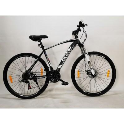 700C Alloy frame Half-alloy fork 21 speed disc brake Mountain bike MTB bicycle OC-20M27A054