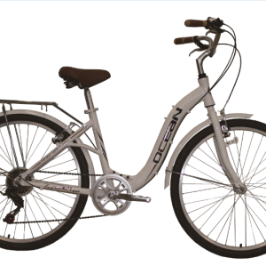 26 INCHES ALLOY FRAME CITY BIKE