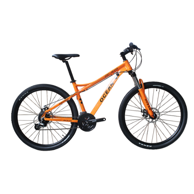 27.5 INCH ALLOY FRAME SHIMANO 24SP MOUNTAIN BIKE MTB BICYCLE