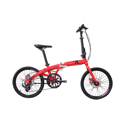 20 MINI FOLDING BIKE SHIMANO 7SP