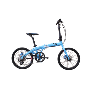 ON-ROAD-MINI FOLDING BIKE SHIMANO 7SP