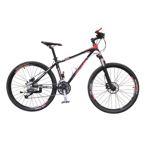 26 INCH ALLOY FRAME ON ROAD  MTB SHIMANO 27SP MOUNTAIN BIKE MTB BICYCLE