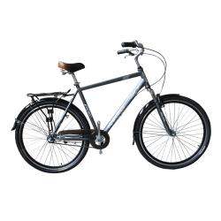 700C steel men city bike Shimano internal 3S