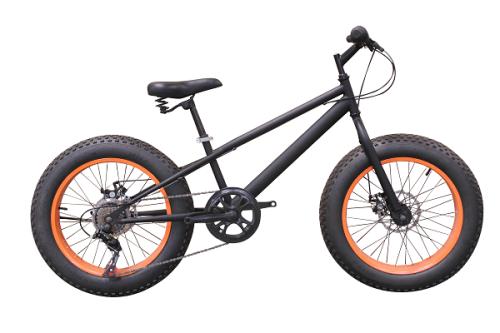 20 inch STEEL FRAME SHIMANO 7SP Snow bike