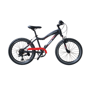 22 INCH ALLOY FRAME 7 SPEED MINI MOUNTAIN BIKE MTB BICYCLE