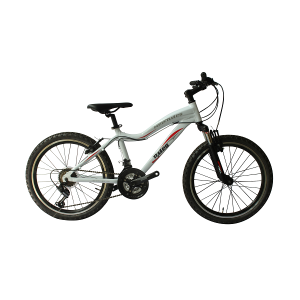 22 INCH ALLOY FRAME SHIMANO 21 SPEED MOUNTAIN BIKE FOR CHILDREN MTB BICYCLE