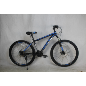 29 inch Alloy frame Half-alloy fork 21 speed disc brake Mountain bike MTB bicycle