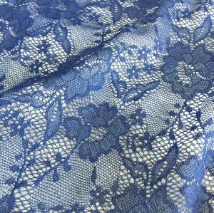 nylon knitting lace fabric