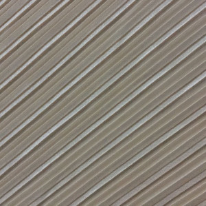 Soft hand pleated fabric for dress